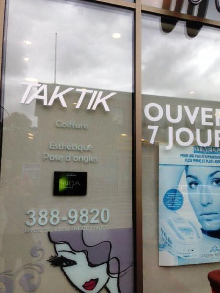 Coiffure Taktik 98 - Photo 2