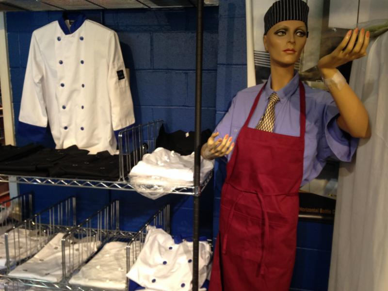 restaurant uniforms - Davidson Food Equipment & Supplies Ltd