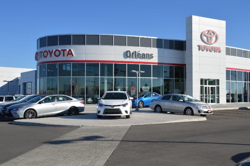 Orleans Toyota - Photo 1