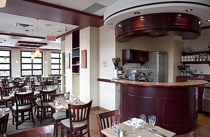 Italian Restaurant Duluth Street Montreal