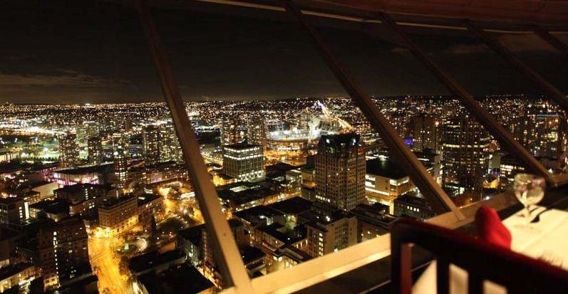 Top of Vancouver Revolving Restaurant - Photo 1