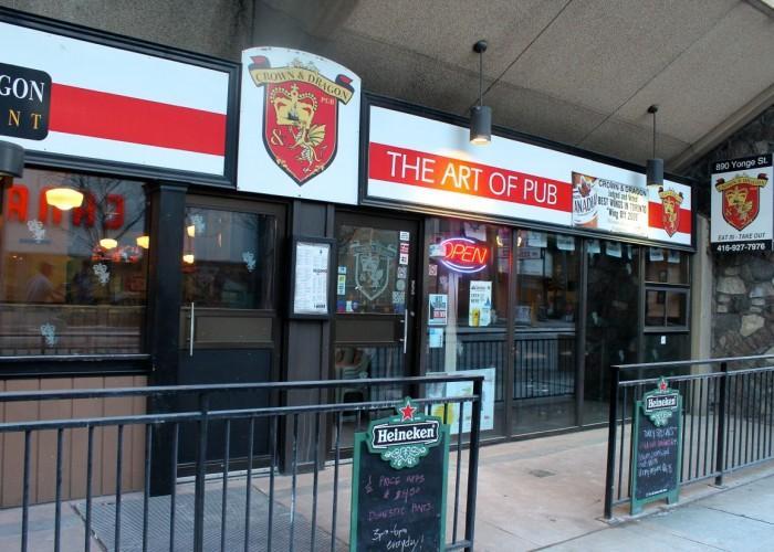 Crown & Dragon Pub - Photo 5