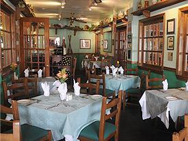 Vesuvio Restaurant Toronto