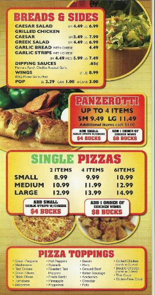 Godfathers Pizza - Photo 4