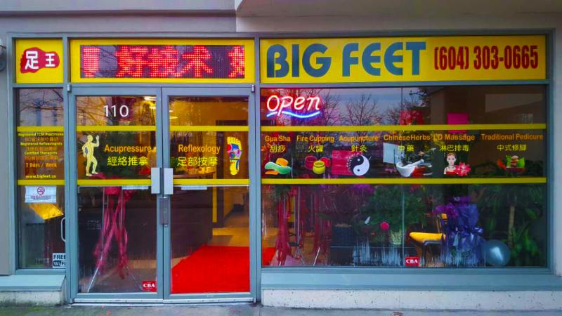 Big Feet - Photo 1