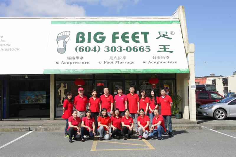 Big Feet - Photo 1
