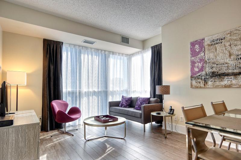 Short Term Hotel Rentals Toronto