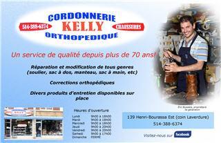Cordonnerie et Chaussures Kelly - Photo 4