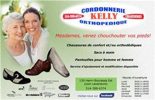 Cordonnerie et Chaussures Kelly - Photo 3
