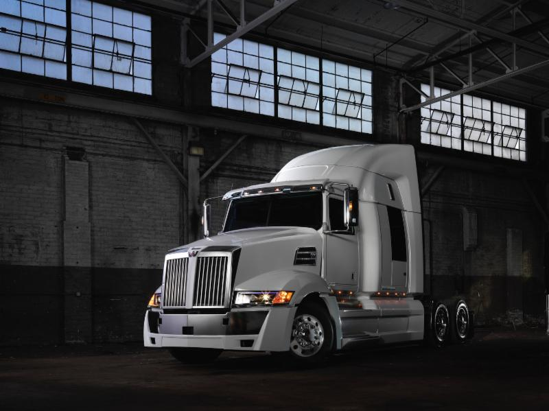 The all-new Western Star 5700XE . Demo is for yourself and get your order in