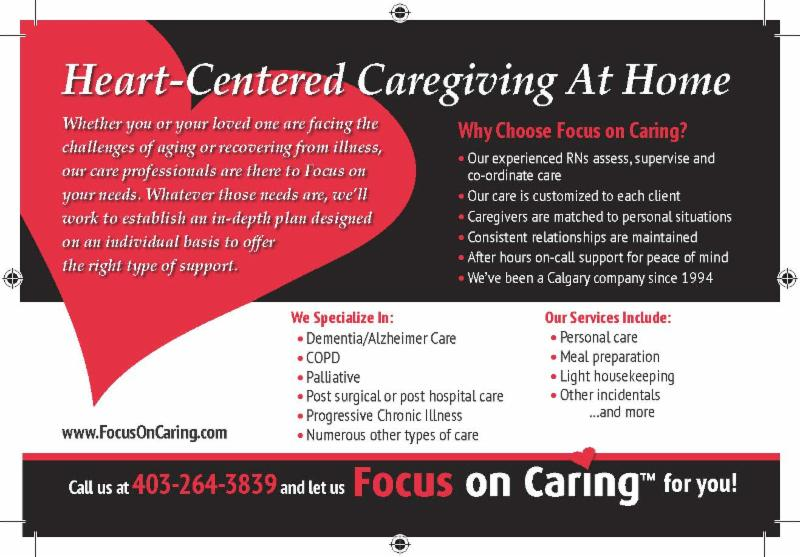 Focus On Caring - Photo 1