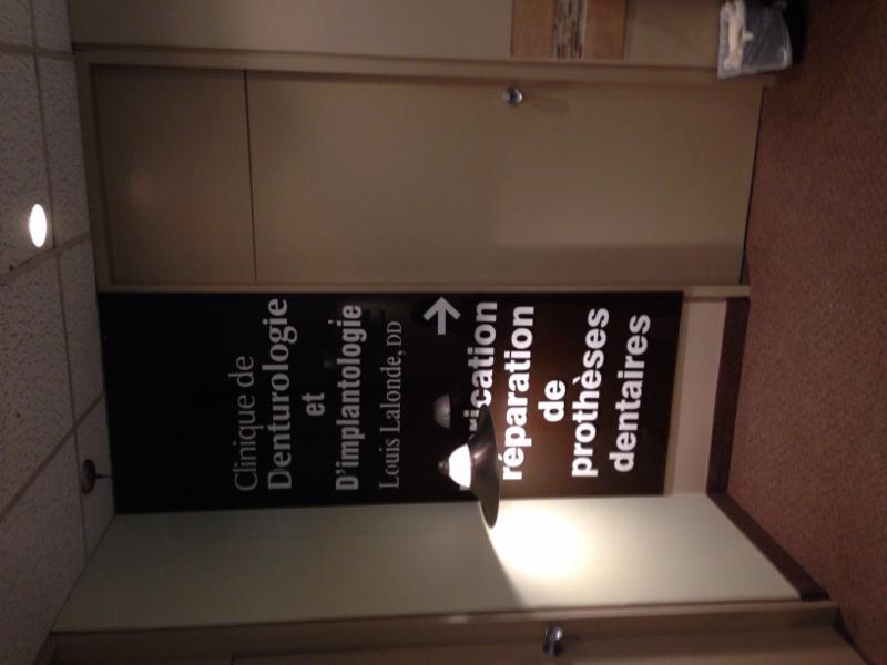Clinique de Denturologie Louis Lalonde - Photo 5