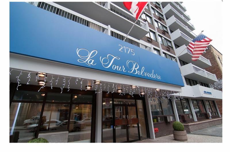La Tour Belvédère Hôtel Appartments - Photo 8