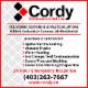 Cordy Environmental Inc - Excavation Contractors - 403-262-7667