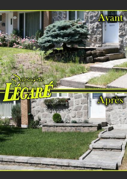 Paysagiste Légaré - Photo 1