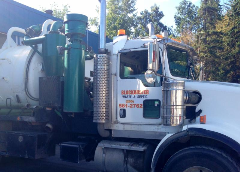 Blockbuster Drain & Sewer Service Ltd - Prince George, BC ...