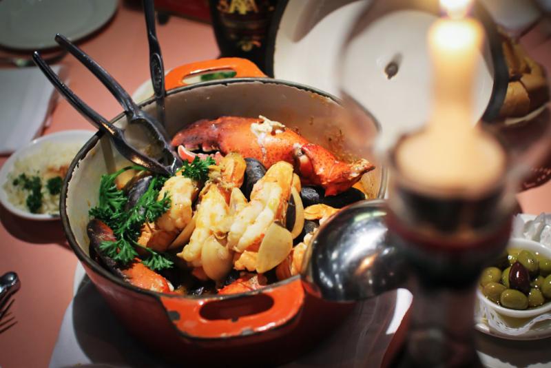 Au Parmesan Restaurant - Photo 5