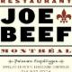 Joe Beef Restaurant - Restaurants - 514-935-6504