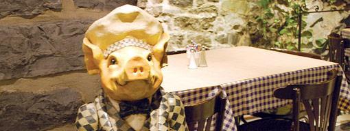 Le Cochon Dingue - Photo 1
