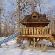Camping Québec - Salles de banquets - 450-347-9090