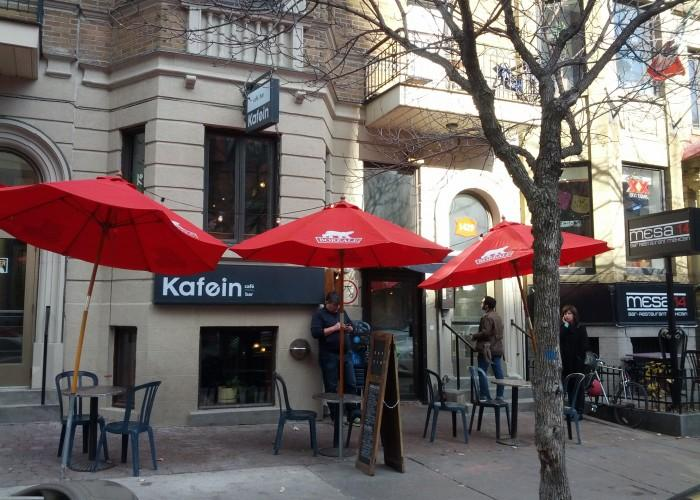Kafein Cafe Bar - Photo 4