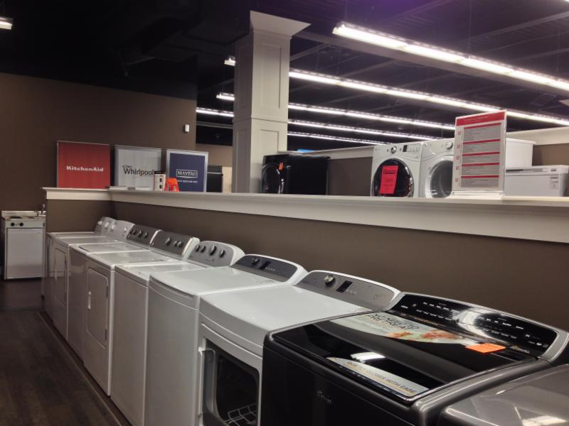 Washers & Dryers - Genier's Appliances