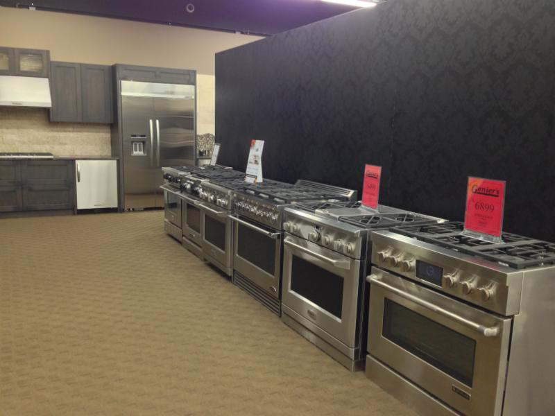 Stoves & Ranges  - Genier's Appliances