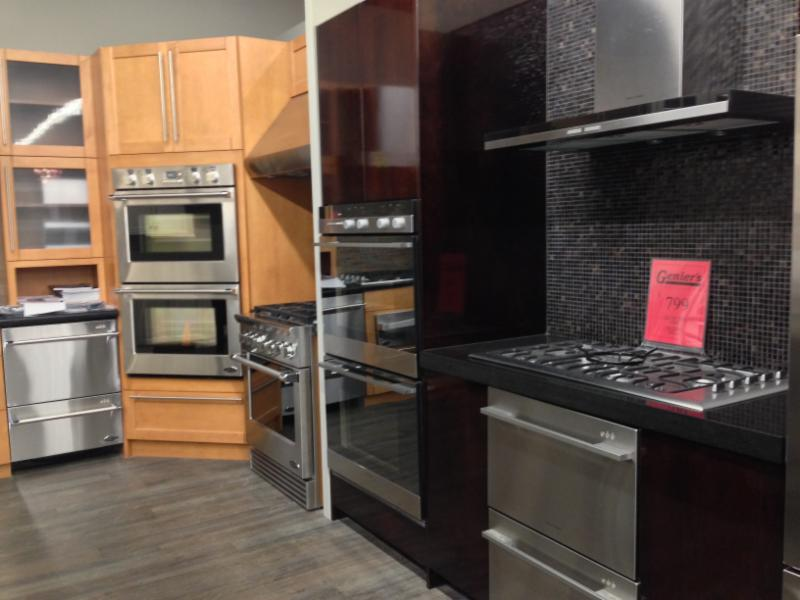 Live Demo Kitchens - Genier's Appliances