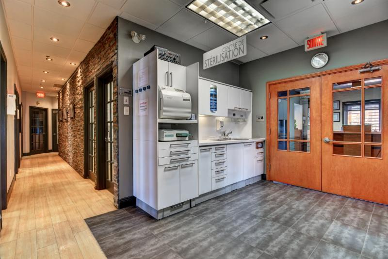 Centre Dentaire et d'Implantologie Côté-Beauregard & Ass - Photo 8