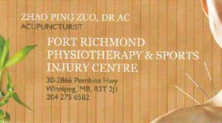 Fort Richmond Physiotherapy & Sports Injury Centre - Photo 6