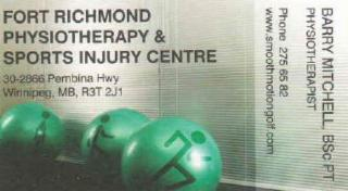Fort Richmond Physiotherapy & Sports Injury Centre - Photo 3