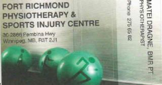 Fort Richmond Physiotherapy & Sports Injury Centre - Photo 1