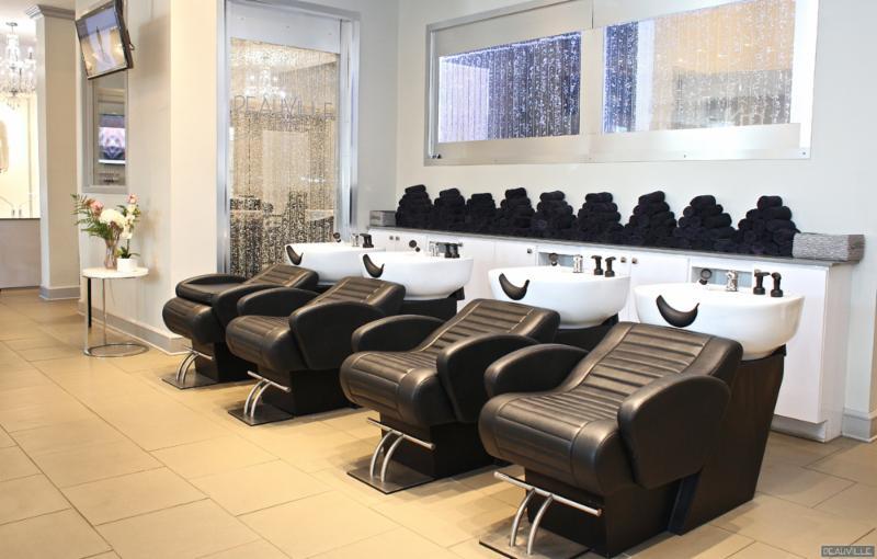 Salon Deauville Coiffure Spa Opening Hours 4048 Rue Jean Talon O Montr Al Qc