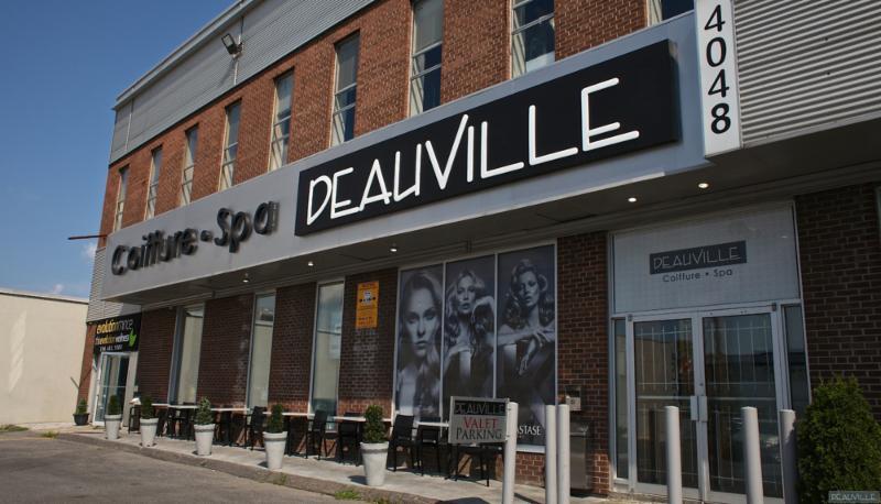 Salon deauville montr al qc 4048 rue jean talon o for Piscine spa deauville