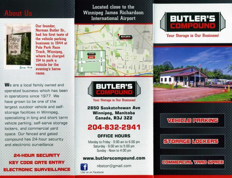 Butler's Storage - Photo 5