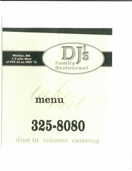 D J's Family Restaurant - Photo 1
