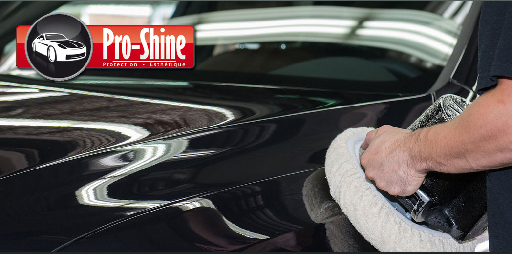 Pro-Shine Protection-Esthétique - Car Washes - 418-688-8420
