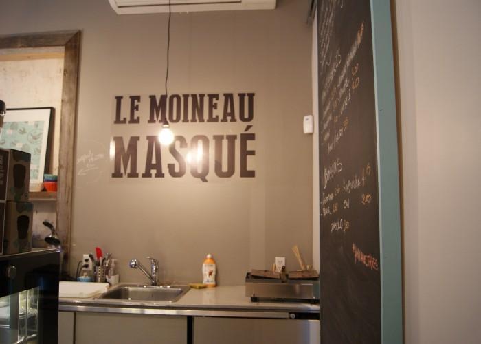 Café Le Moineau Masqué - Photo 3