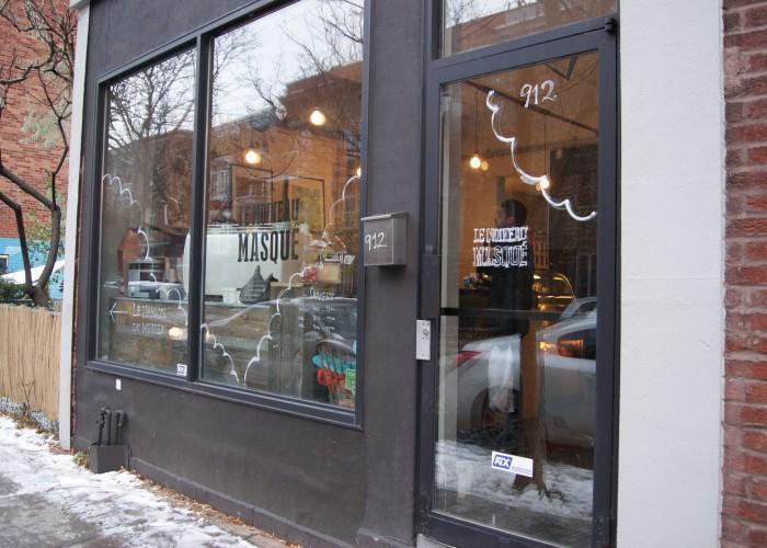 Café Le Moineau Masqué - Photo 4