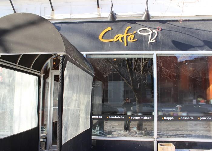 Cafe 92 Degres - Photo 4