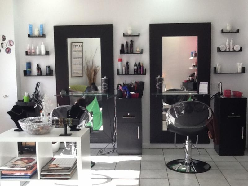 Salon de coiffure ambiance plus opening hours 385 rue for Lego friends salon de coiffure