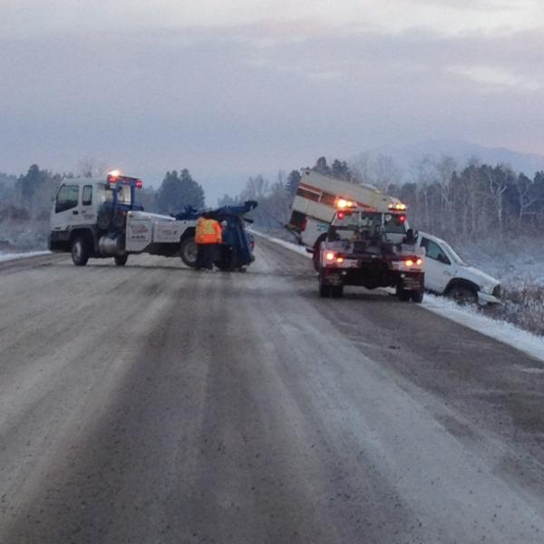 Cold Country Towing & Traffic Control Ltd - Photo 3