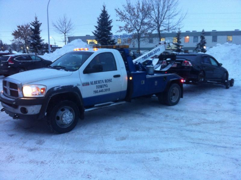 Alberta Rose Towing Services Ltd - Photo 3