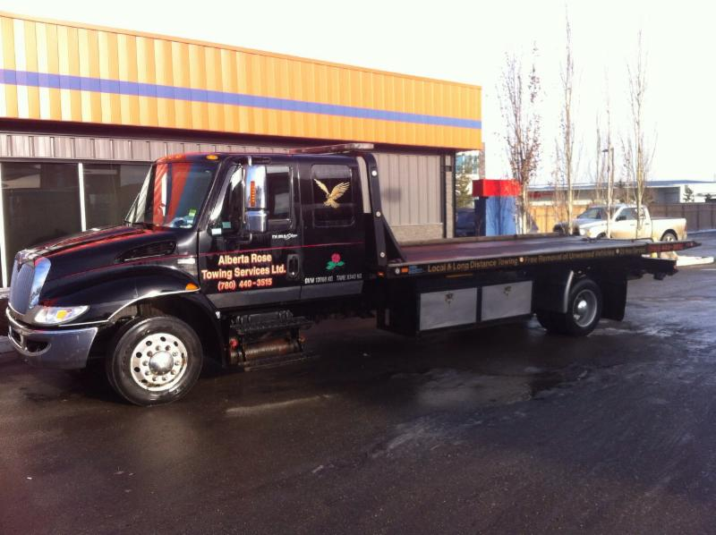 Alberta Rose Towing Services Ltd - Photo 4