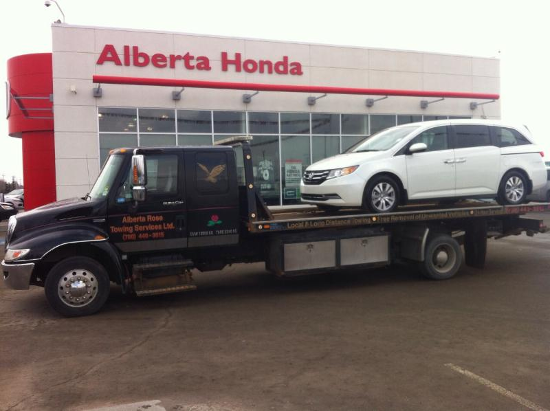 Alberta Rose Towing Services Ltd - Photo 1
