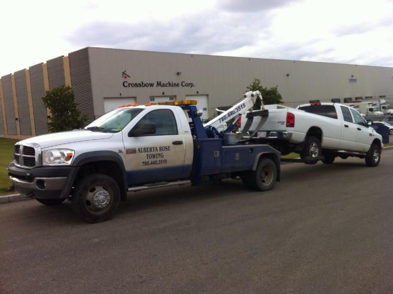 Alberta Rose Towing Services Ltd - Photo 5