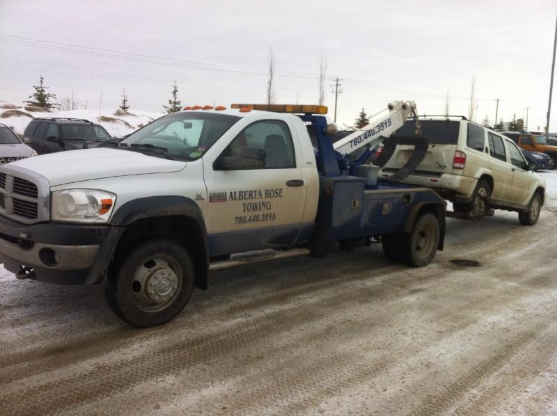 Alberta Rose Towing Services Ltd - Photo 2
