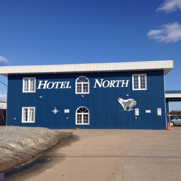 Hotel North Main Building - Hotel North