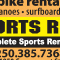 Sports Rent - Sporting Goods Stores - 250-385-7368