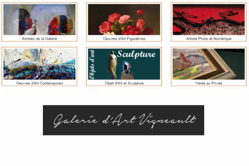 Galerie D'Art Vigneault - Photo 1